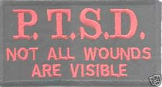 PTSD...it makes life a living hell for those who suffer and their families...not enough is being done to help!