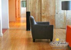 Cali Bamboo® Flooring - Natural Fossilized® Strand