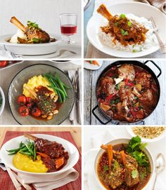 Shanks for the Recipes!   Six incredible slow cooking recipes using Lamb Shanks