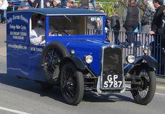 1931 BSA 3-wheel van
