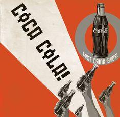 CocaCola Soviet Constructivism by ~JanDenKen on deviantART