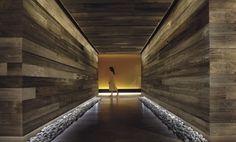 Life in Balance Spa at Miraval Arizona Resort in Tucson Spa Interior Design, Spa Design, Interior Exterior, Spas, Deco Spa, Piscina Spa, Hotel Corridor, Spa Reception, Koh Chang