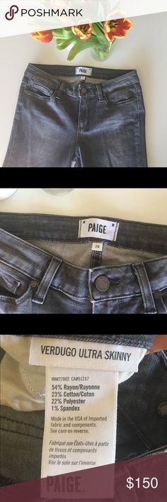 I just added this listing on Poshmark: Paige Denim Verdugo Ultra Skinny. #shopmycloset #poshmark #fashion #shopping #style #forsale #PAIGE #Denim