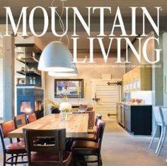 """Mountain Living 2009-2011  http://mirknig.com/jurnaly/arhitektura_i_stroitelstvo/1181755739-mountain-living-2009-2011.html  Американский журнал, посвященный архитектуре и дизайну преимущественно северных регионов США, для которых характерно широкое использование камня и массивных деревянных конструкций в строительстве и отделке помещений. Здесь вы найдете множество примеров так называемого """"брутального"""" дизайна."""
