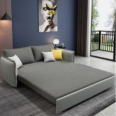 The best sleeper sofa & sofa transitional beds – Home Decor Living Room Decor Furniture, Living Room Sofa, Sofa Cumbed Design, Sofa Bed For Small Spaces, Best Sleeper Sofa, Bedroom Seating, Condo Living, Home Office Design, Small Spaces