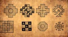 ¿Qué significa la chacana o cruz del sur? - Notas - La Bioguía Native Symbols, Viking Symbols, Egyptian Symbols, Viking Runes, Ancient Symbols, Mayan Symbols, Constellations, Peru Tattoo, Inca Art