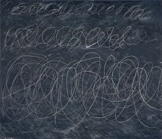 *sigh* cy twombly, cryptology