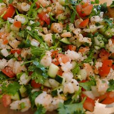 #SHRIMP #CEVICHE Recipe Please like share repin Thanks!! :)