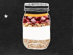 Unser beliebtes Rezept für Good-Morning-Cherry und mehr als 55.000 weitere kostenlose Rezepte auf LECKER.de.