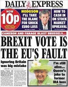 Daily Express, United Kingdom