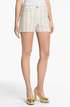 Tory Burch Gavyn Shorts available at #Nordstrom