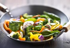 Chicken and Vegetable Stir-Fry - Powered by @ultimaterecipe