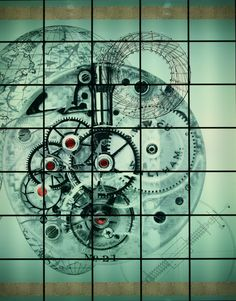 "Image of Stuart Keeler and Michael Machnic's artwork, ""Driving Force"""