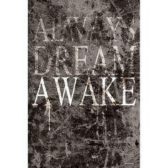 Maxwell Dickson 'Dream Awake' Art Print