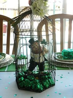 St. Patrick's Day party idea