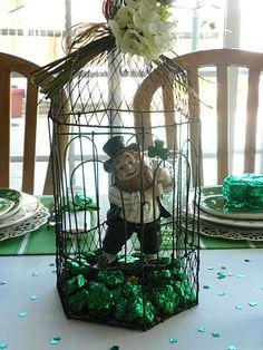 St. Patrick's Day party idea