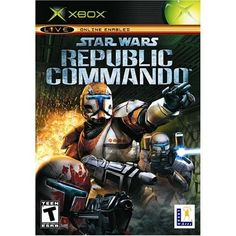 Star Wars Republic Commando for Xbox by LucasArts