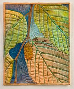 Nancy Cook - Fiber Art, Mixed Media and Art Quilts - Portfolio: Small Works