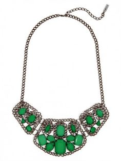 emerald hued gems
