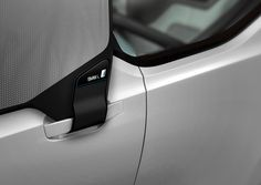 BMW i accessories on Behance