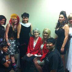 Fashion show! July 28th, 2012