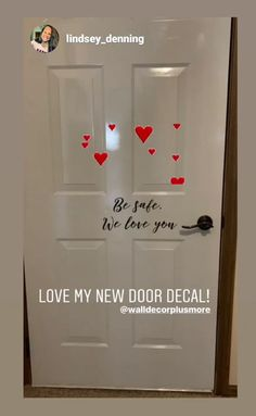 Welcome to Our beautiful Chaos Entry Porch Decal Sign Decor Vinyl Decal Wall Art Decor Sticker