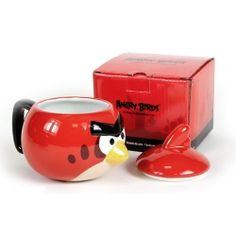 Taza Angry Birds, hasta 4 modelos diferentes!