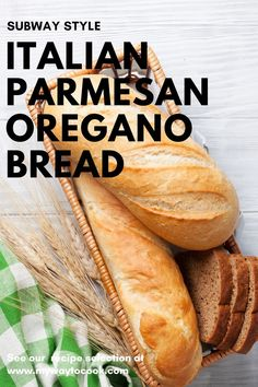 This is the most viewed recipe of mywaytocook. If you love subway breads and want to create the similar bread at home, then hit the save and share button now, because this is a fail proof recipe, you won't be disappointed.#bread #subwaylikebread #bread #baking #bakingbread #italianbread #parmesanoreganobread #bakingrecipes #breadrecipes Subway Bread, Bread Recipes, Baking Recipes, Let It Rise, Delicious Recipes, Yummy Food, Share Button, Italian Bread