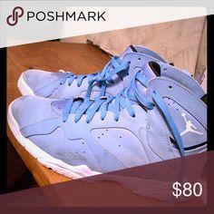 689020ad54edb0 Jordan Retro 7 Nice suede shoe. Very comfortable. Jordan Shoes Sneakers  Jordan Retro 7