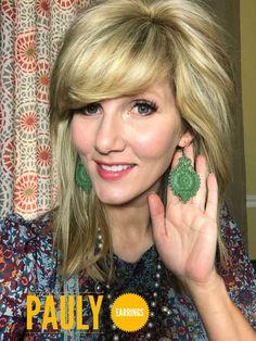 Plunder Design Jewelry Pauly Earrings