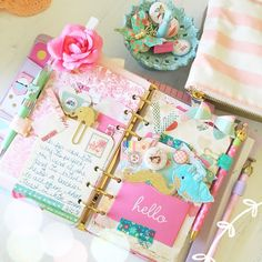 Planners Ideas and Accessories ❤    ☾@moonshineeeeee