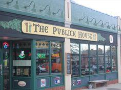 The Publick House in Brookline, MA #BostonAlist #Beer #Brookline