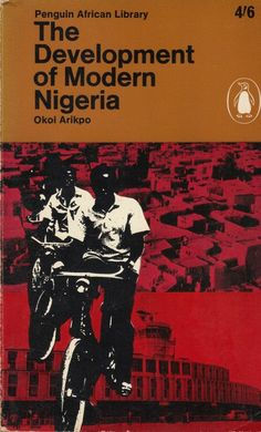 Penguin First edition published in the Penguin African Library series in 1967Cover photograph by Camera Press Ltd. and Federation of Nigeria