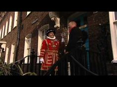 On the Road with the Chief Beefeater at the Tower of London - YouTube, fascinating!