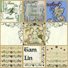 Tam Lin Balladry