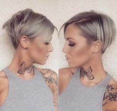 Famous Short Haircuts for Fine Hair 2018 Trends - Styles Art