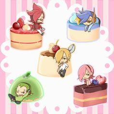 Zoro Nami, Sanji Vinsmoke, Anime Chibi, Kawaii Anime, Sunny Go, Tsurezure Children, One Piece World, 0ne Piece, Cute Chibi