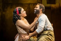 Theater review: 'Porgy and Bess' a story of community, love  http://www.gastongazette.com/lifestyles/entertainment/theater-review-porgy-and-bess-a-story-of-community-love-1.346632