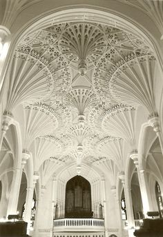 Beautiful church in charleston, south carolina