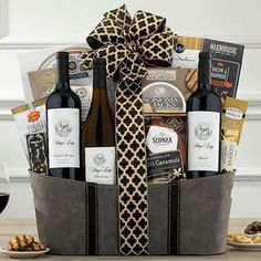 Wine Gift Baskets - Stags Leap Wine Basket