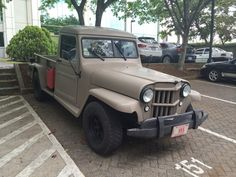 1961 Willys Truck - Photo submitted by Jose Ulate.
