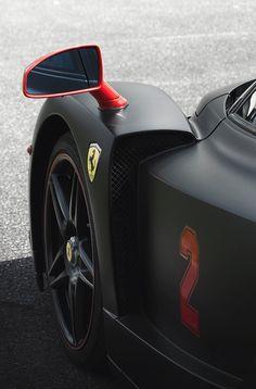 ✮ SPORTS CAR ✮ SuperCar Black Ferrari Enzo . . . See more sportscars at www.fabuloussavers.com/wcars.s