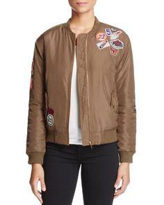 Womens Tartan Bomber Jacket - Australia Womens Fashion $40.00