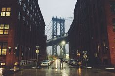 'New York. Concrete Jungle Where Dreams Are Made of'