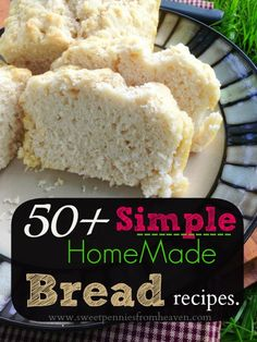 The Best of Bloggers: Over 50 Homemade #Bread Recipes, Including No Knead, #Desserts, #Rolls and More