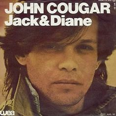 Jack And Diane (John Cougar Mellencamp) by Tanya's Vengeance on SoundCloud I Love Music, Kinds Of Music, Music Is Life, Soul Music, 80s Songs, 80s Music, Classic Rock Songs, John Mellencamp, Best Love Songs