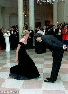 Recepción en la casa blanca con Jhon Travolta ...