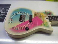 1980s Gretsch Traveling Wilburys guitar