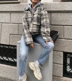 casual date ideas Look Fashion, Winter Fashion, Fashion Outfits, Womens Fashion, Casual Outfits, Cute Outfits, Winter Fits, Mode Streetwear, Mode Inspiration