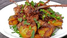 Tamarind curry lamb with potatoes